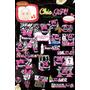 Kit Imprimible Personalizable Minnie Cebra Minnie Animal #5