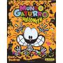 Gaturro Halloween Álbum Figuritas Completo A Pegar !!