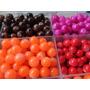 500 Cuentas De Vidrio 10mm Variedad De Colores
