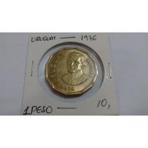 Moeda Do Uruguai 1 Peso 1976