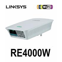 Repetidor Y Amplificador Wifi Linksys Re4000w N600 Pro