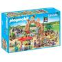 Educando Playmobil Línea Zoo Super Zoo En La Ciudad 6634