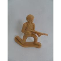 Boneco Antigo Soldado Soldadinho Fardado
