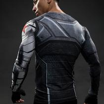 Camiseta Capitan America Bucky: Soldado De Invierno