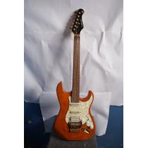 Guitarra Groovin Gst 270 Stx Nat - Saldo
