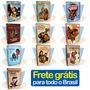 Coleção Do Teixeirinha Com 10 Dvds + Capa Box - Frete Grátis