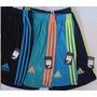 Bermudas Kit 3 Peças Shorts Calçao Adidas Pronta Entrega