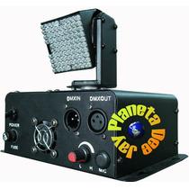 Cabezal Movil Wash Led E-lighting Tornado-x1 Sound / Dmx New