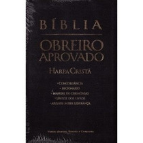 Bíblia Do Obreiro Aprovado - Cpad - Harpa - Média