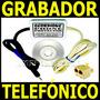Grabadora De Llamada Telefónicas Grabador Telefónico Para Pc