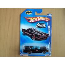 Hot Wheels Batman 2009 Exclusivo Tarjeta Americana
