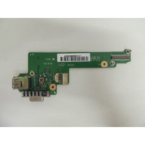 Placa Power + Usb De Notebook Hbuster 1401 210 Usado