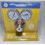 Manometro Regulador Acetileno-propano Y Oxigeno Weldtech