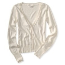 Sweter Tejido Blanco Talla Xl Aeropostale Original!!!