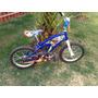 Bicicleta Aro 16 Bakugan (4 A 6 Años)