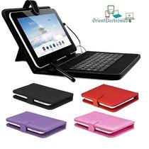 Forro Estuche Mas Teclado Ideal Para Tablet 7