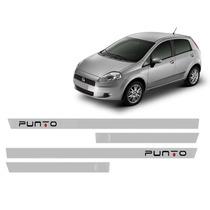 Jgo Friso Lateral Fc Cor Original Fiat Punto 2008 A 2016