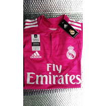Jersey Real Madrid Rosa /2014-2015