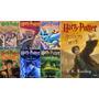 Kit Imperdível Harry Potter - Capa Original (7 Livros) #