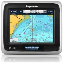 Sonar Gps Raymarine A67 Touch + Sonda