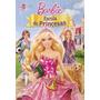 Pôster (cartaz) Barbie Escola De Princesas. Raro (60 X 90cm)