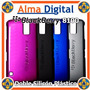 Forro Doble Plastico Silicon Blackberry Pearl 8100 Estuche