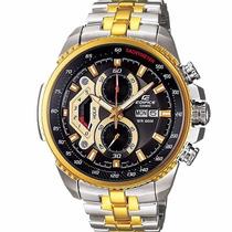 Relógio Casio Masculino Edifice Ef-558d- Misto Promocional.