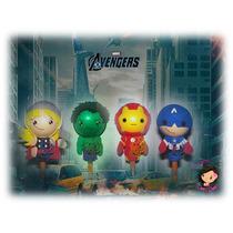 Fofucho Avengers Vengadores Fofulapiz Fofulapices Fofuchas
