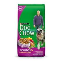 Ração Dog Chow 7+ Cães Idosos (15 Kg) Nestlé Purina