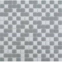 Mosaico Combinado Gris Ibiza 22 Castel Albercas Baños