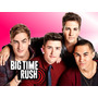 Kit Imprimible Big Time Rush Diseñá Tarjetas Cumples Y Mas