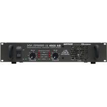 Ciclotron W Power 4500 Ab Potência Amplificador Frete Grátis