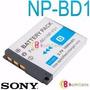 Pila Bateria Para Camara Sony Np-bd1 Np-fd1 Dsc-t2 T200 T300