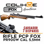 Rifle Pcp Fox Pr900w Cal 5,5mm + Cargador 7 Disparos