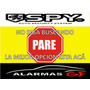 Alarma De Auto Spy + 2 Bloqueos...instalacion, Factura C/rut