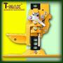 Crique Mecanico Tipo Hi-lift Marca T-max 1.20 Mts Altura
