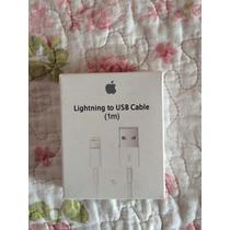 Apple Iphone Usb Original Lightning Cajas Abiertas