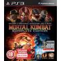 Mortal Kombat 9 Edicion Kompleta // Ps3 // Digital