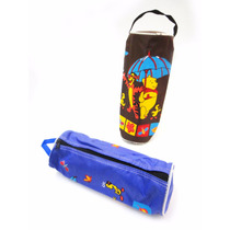 Cartuchera Tela Infantil Souvenir Juguetes Escolar Pack X100