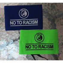 Banda Gafete Capitán Respect No Al Racismo