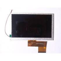 Tela Touch Sem Furo Camera + Display Lcd Tablet Space Br T4