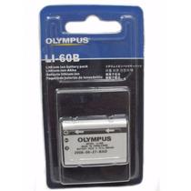 Bateria Para Câmeras Olympus Modelo Li-60b - 680 Mah Lacrado