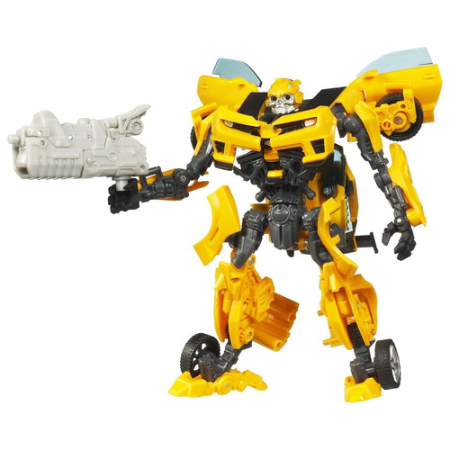 figura transformers 3 dark of the moon bumblebee 5 en mercado libre. Black Bedroom Furniture Sets. Home Design Ideas