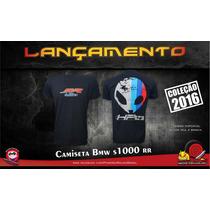 Nova Camiseta Bmw, S1000rr Powered 2016 Sombra Racing