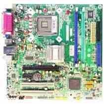 Motherboard Intel Socket 775 Sin Procesador Para Repuesto
