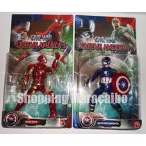 Avengers Civil Wars Vengadores Capitan America Iron Man Pant