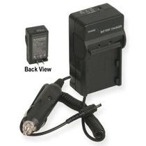 Carregador De Bateria Np-f550 Para Maquina Sony