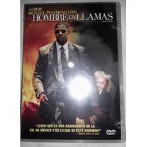 Envio Gratis Dhl Nuevo Dvd Hombre En Llamas