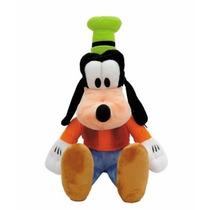 Gooffy Donald Daisy Peluche Original Disney 35cm