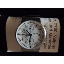 Increible Volkswagen Design Aviator Cronografo Automatico